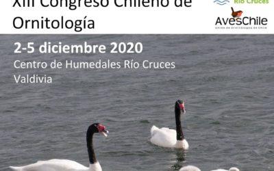 XIII Congreso Chileno de Ornitología